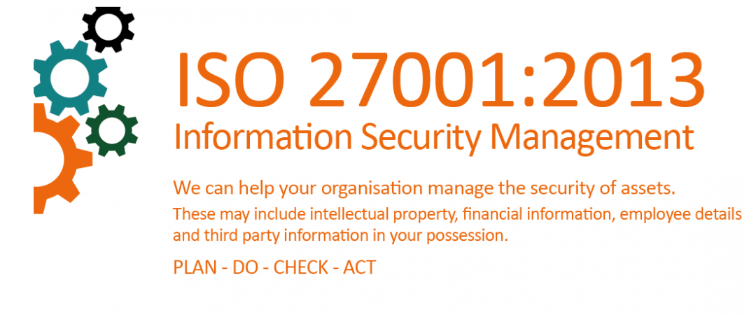 ISO 27001:2013 Information Security Management System