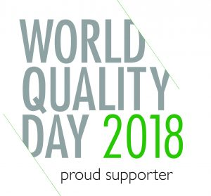World Quality Day 2018 graphic