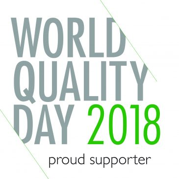 World Quality Day – Thursday, 8 November 2018